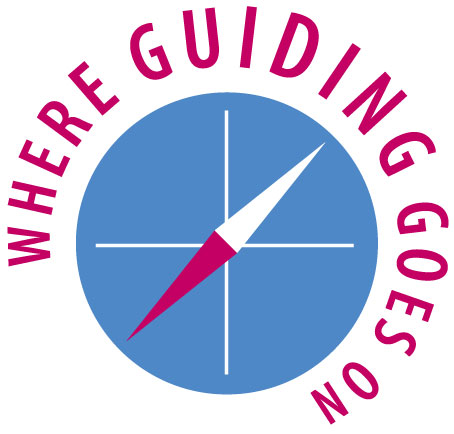 Where Guiding Goes On logo
