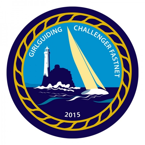 2015 Fastnet Challenge Badge